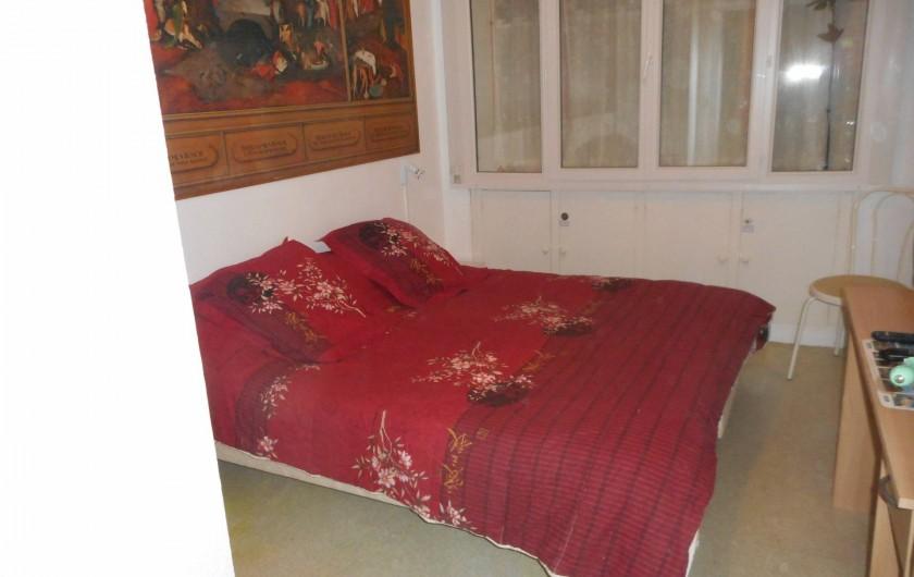 Location de vacances - Appartement à Saint-Malo - Chambre 1