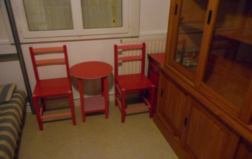 Location de vacances - Appartement à Saint-Malo - Chambre 2 (placard)
