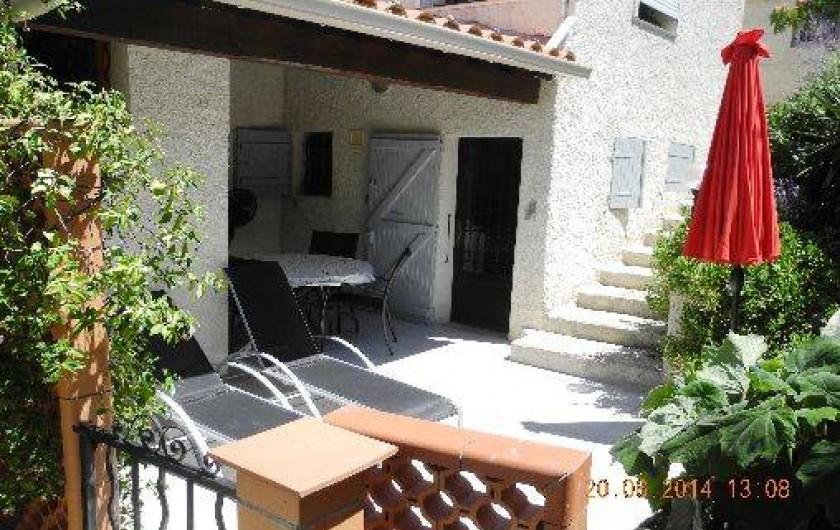 Location de vacances - Studio à Cassis