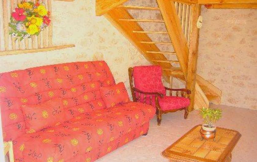 Location de vacances - Gîte à Carnac-Rouffiac