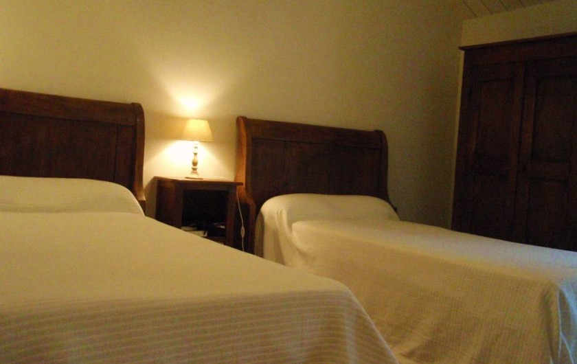 Location de vacances - Chambre d'hôtes à Saint-Julien-en-Vercors - Edelweiss 2