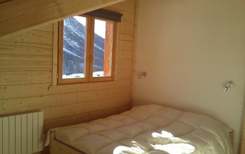 Location de vacances - Chalet à Montgenèvre - Chambre 4