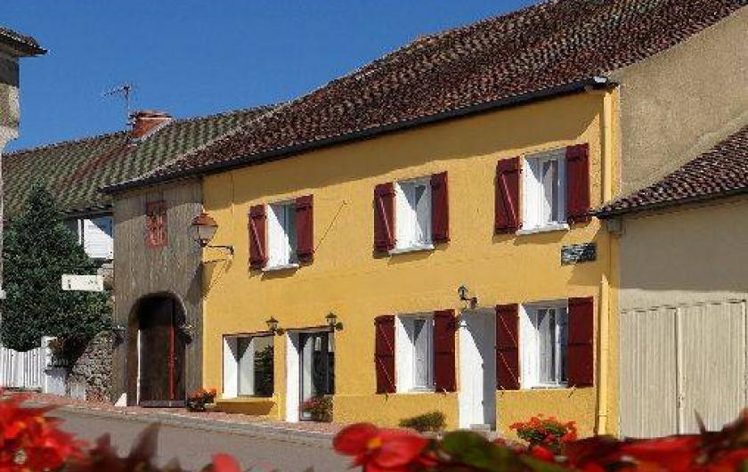 Location de vacances - Gîte à Beaubery