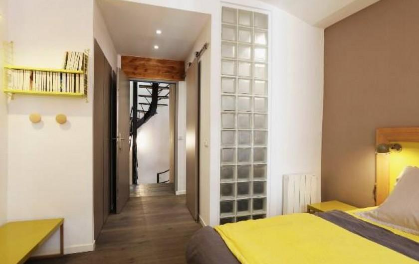 Location de vacances - Chambre d'hôtes à Marseille - La Fugue
