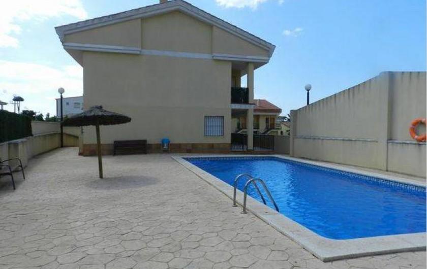 Location de vacances - Appartement à Sant Carles de la Ràpita