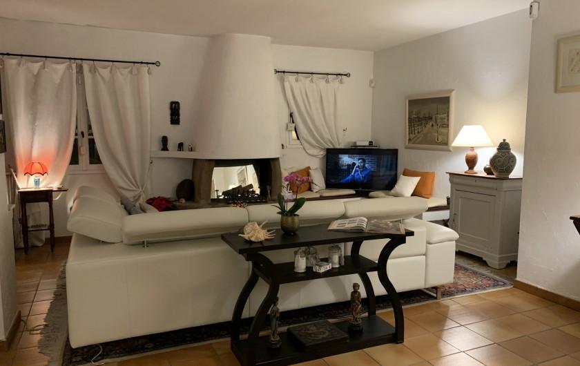 Location de vacances - Villa à Le Cannet - SALON