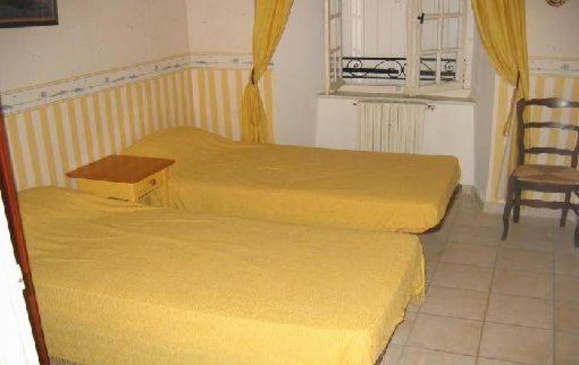 Location de vacances - Appartement à Trébas