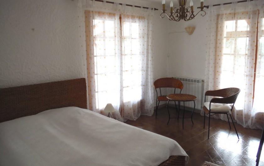 Location de vacances - Villa à Saint-Cézaire-sur-Siagne - chambre 4