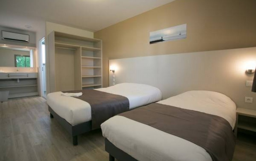Location de vacances - Hôtel - Auberge à Bénesse-Maremne - Appartement