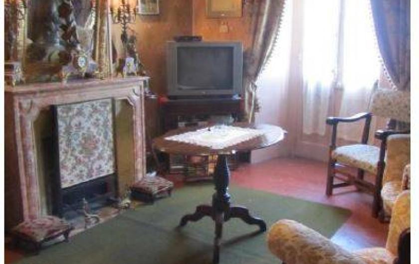 Location de vacances - Maison - Villa à Caille - le salon