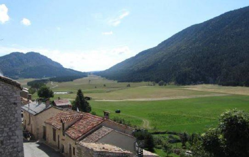 Location de vacances - Maison - Villa à Caille - la vue depuis la terrasse