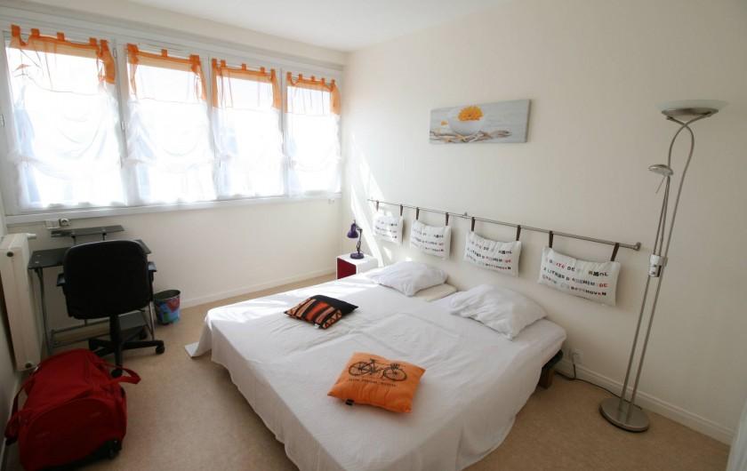 Location de vacances - Appartement à La Rochelle - Chambre 1