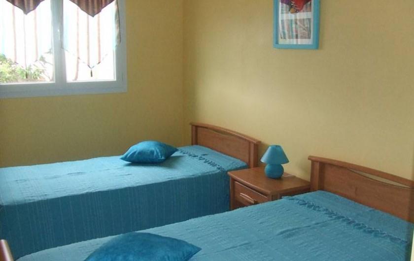 Location de vacances - Villa à Grosseto-Prugna - Chambre 2