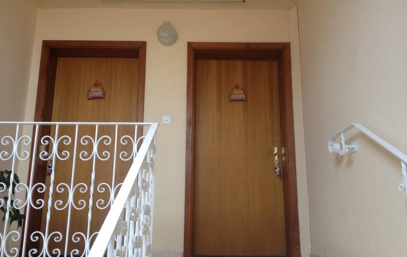 Location de vacances - Appartement à Orschwiller - 2eme Etage - entree indépendante