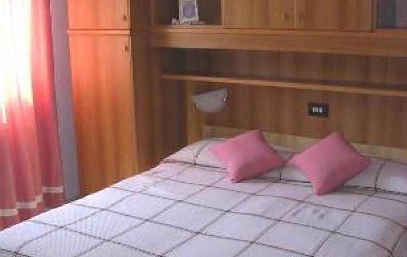 Location de vacances - Appartement à Capoliveri - chambre n°1 cas'elen