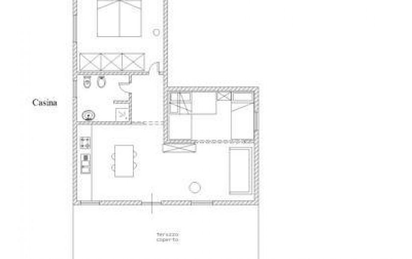 Location de vacances - Appartement à Capoliveri - app.casina