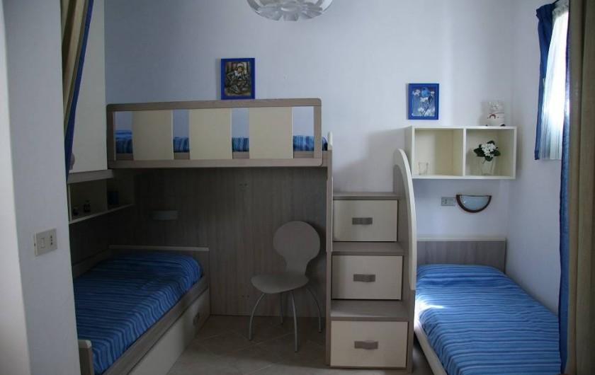 Location de vacances - Appartement à Capoliveri - chambre n°2 app. casina