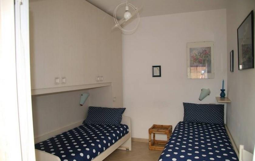 Location de vacances - Appartement à Capoliveri - chambre n°2 app. cas'elen