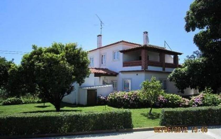 Location de vacances - Maison - Villa à Coimbrão