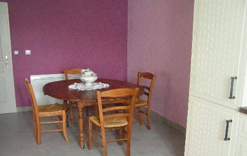 Location de vacances - Maison - Villa à Saint-Fort-sur-Gironde