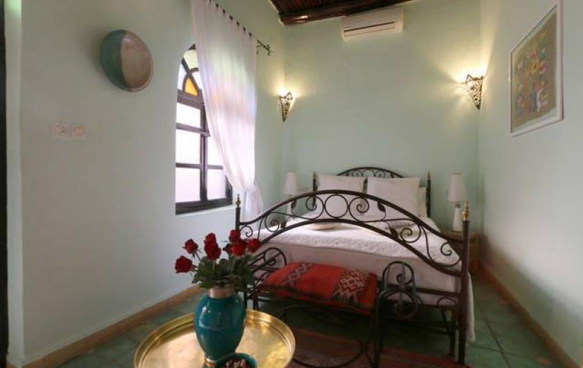 Location de vacances - Riad à Marrakech - Jasmin Suite