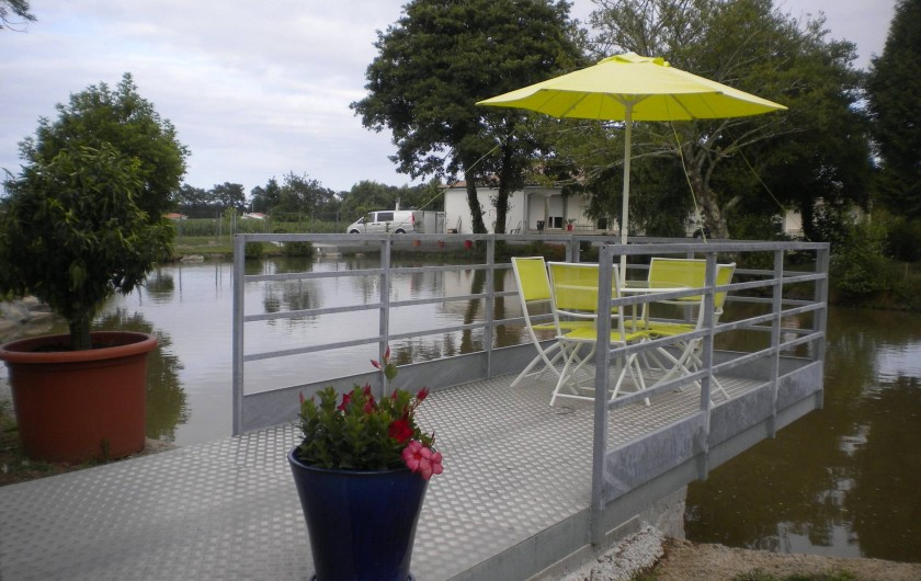 Location de vacances - Studio à Saint-Geours-de-Maremne