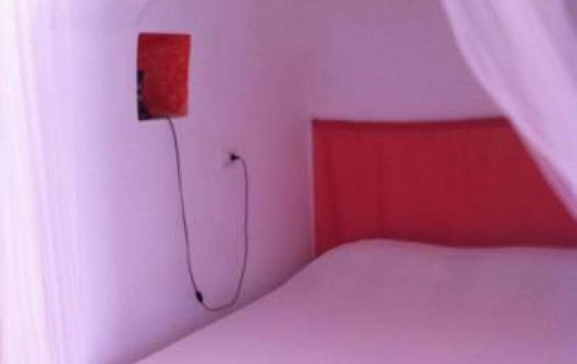 Location de vacances - Mas à Ceglie Messapica - Chambre double