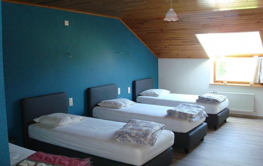 Location de vacances - Gîte à Chassepierre - Salle de bain