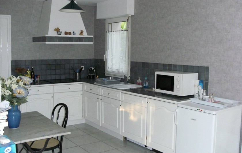 Location de vacances - Villa à Roquebrune-sur-Argens - coin cuisine logement N°2
