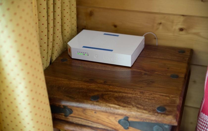 Location de vacances - Appartement à Les Carroz d'Arâches - wifi gratuit