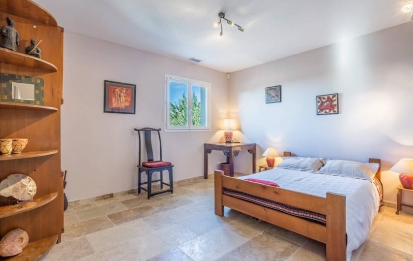 Location de vacances - Villa à L'Isle-sur-la-Sorgue - chambre 2