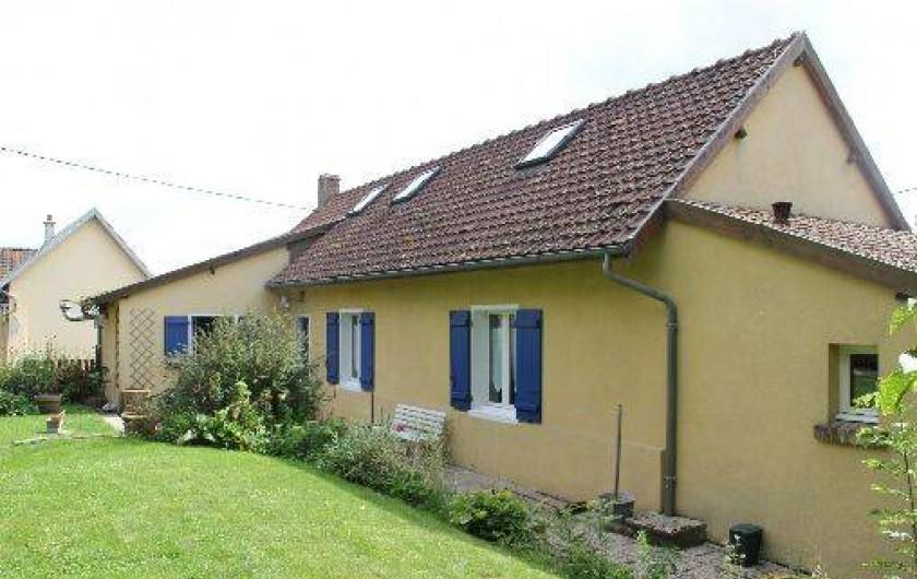 Location de vacances - Gîte à Eaucourt-sur-Somme