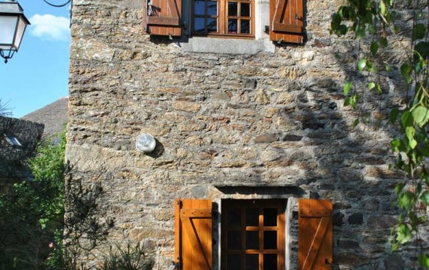 Location de vacances - Gîte à Saint-Victor-et-Melvieu