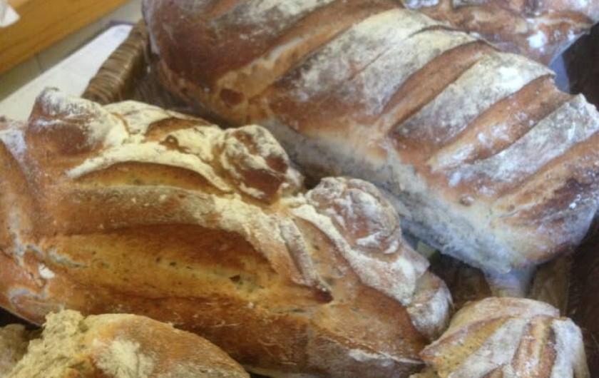 Location de vacances - Gîte à Saint-Victor-et-Melvieu - atelier pain