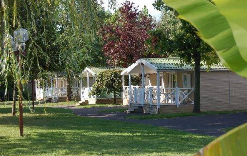 Location de vacances - Camping à Cournon-d'Auvergne