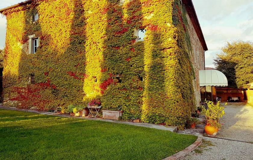 Location de vacances - Chambre d'hôtes à Arezzo - Jardin