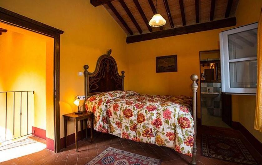 Location de vacances - Chambre d'hôtes à Arezzo - Chambre double