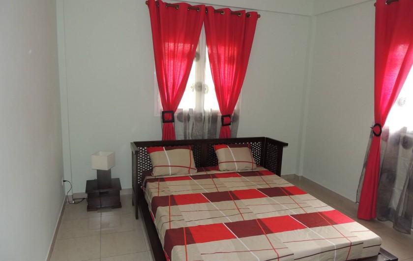 Location de vacances - Appartement à Rivière-Pilote - chambre 1