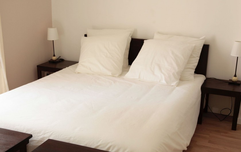 Location de vacances - Chambre d'hôtes à Cournonterral - Le Terroir Lin