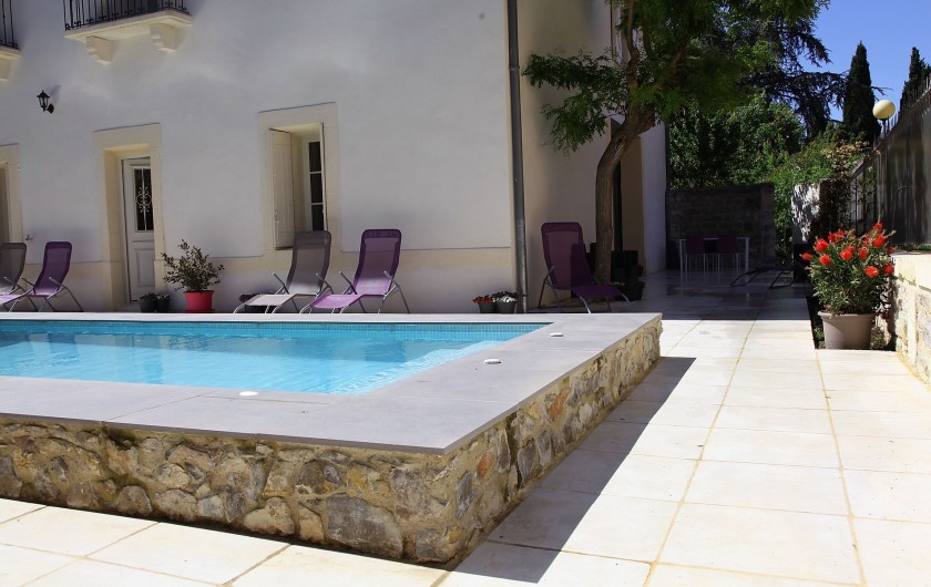 Location de vacances - Chambre d'hôtes à Cournonterral