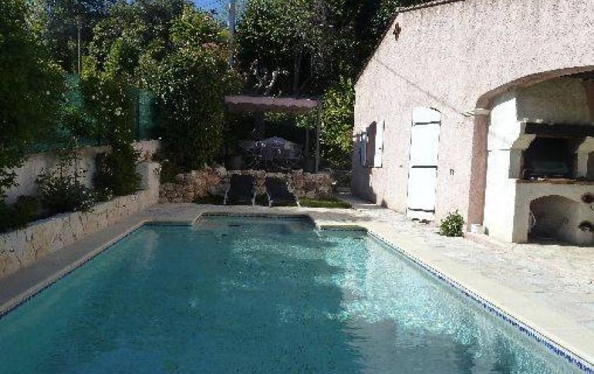 Location de vacances - Villa à Antibes