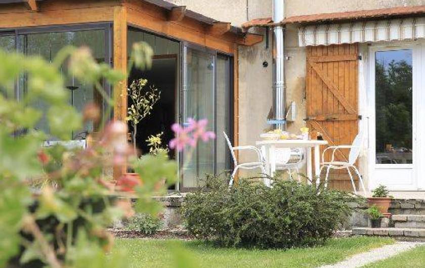 Location de vacances - Chambre d'hôtes à Lalœuf