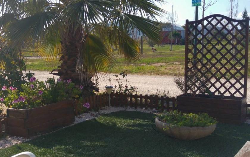 Location de vacances - Bungalow - Mobilhome à Hyères