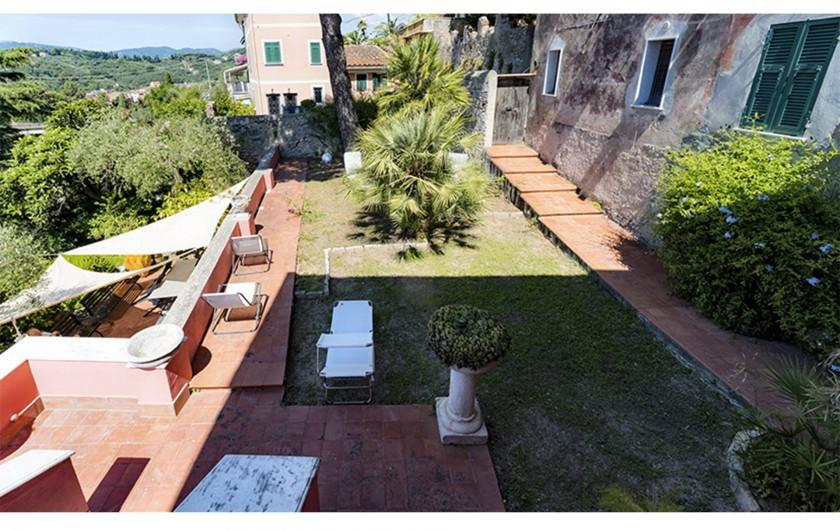 Location de vacances - Villa à San Terenzo