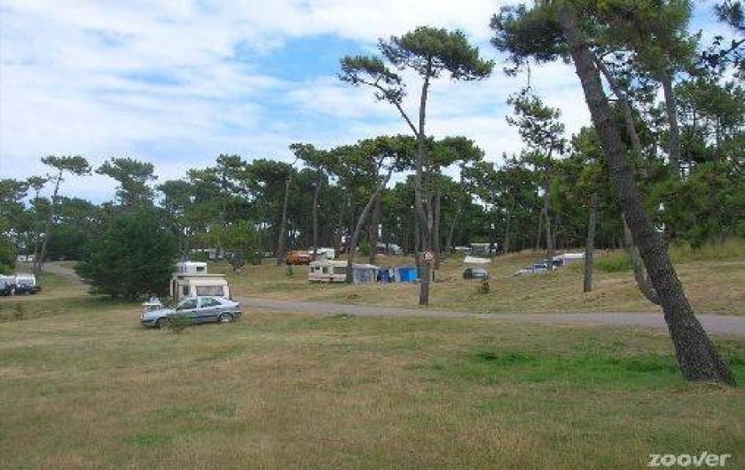 Location de vacances - Camping à Fréhel