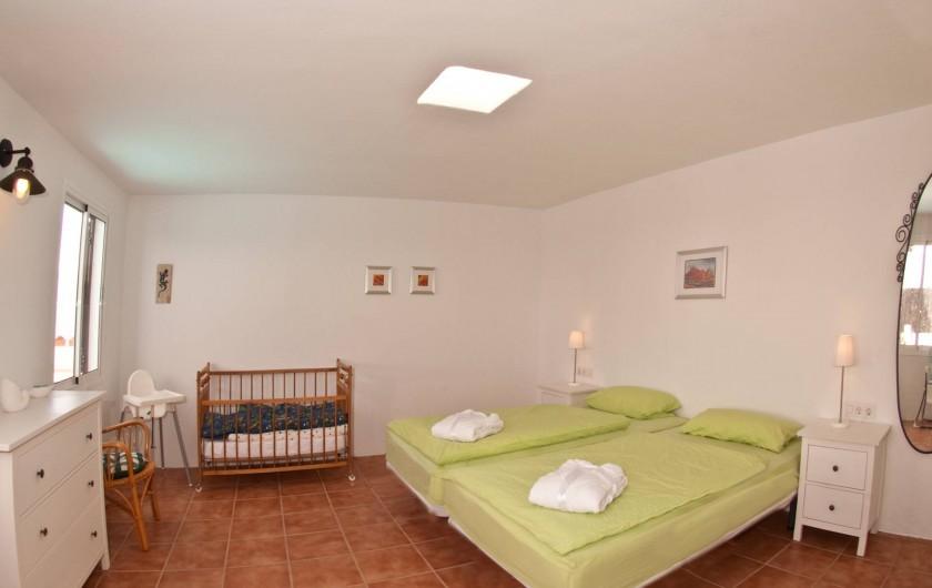 Location de vacances - Chalet à Costa Teguise - Studio à part
