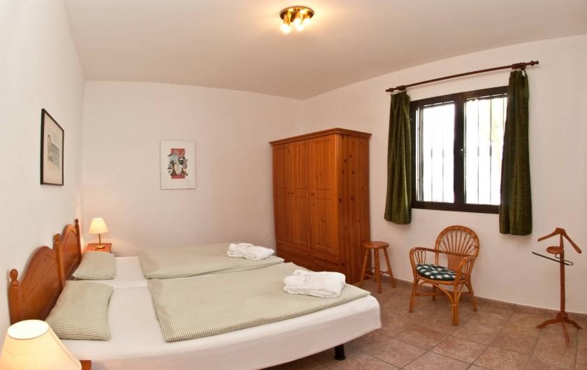 Location de vacances - Chalet à Costa Teguise - Chambre 3
