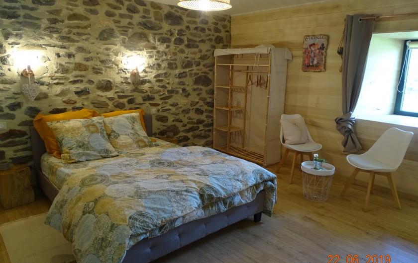 Location de vacances - Chambre d'hôtes à Boulan - Chambre La couleur des Foins