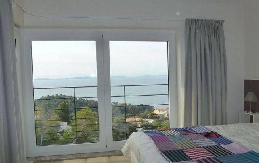 Location de vacances - Villa à Rayol-Canadel-sur-Mer - Chambre 2 étage
