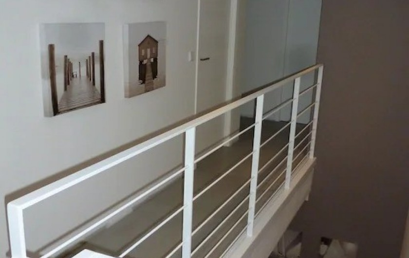 Location de vacances - Villa à Rayol-Canadel-sur-Mer - Corridor étage